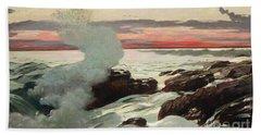West Point Prouts Neck Beach Towel