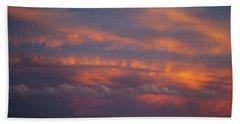 West Texas Sunset #1 Beach Sheet