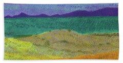 Western Edge Prairie Dream Beach Towel