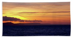 Weymouth To Purbeck Beach Towel