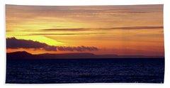 Weymouth To Purbeck Beach Sheet