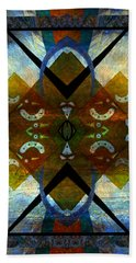Whack-a-doodle Beach Towel by Wbk