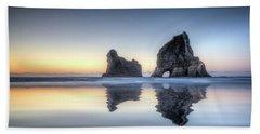Wharariki Beach Towel by Brad Grove