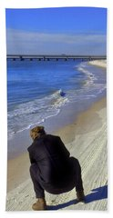 A Different Perspective Beach Sheet by Laura Ragland