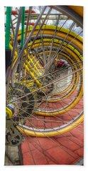 Wheels Within Wheels Beach Sheet