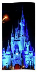 When You Wish Upon A Star Beach Towel