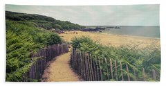 Where Memories Are Made  Beach Towel