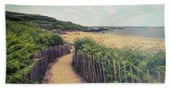 Where Memories Are Made  Beach Sheet