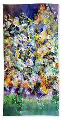 Whinsy Beach Towel by Don Wright