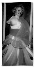 Beach Towel featuring the photograph Whirling Dervish by Denise Fulmer