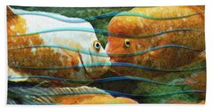 Whisper Sweet Nothings Beach Towel