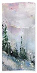 Whistler  Beach Towel