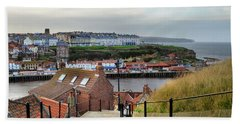 Whitby Beach Towel