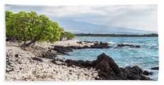White Coral Coast Beach Sheet