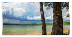 White Lake Beach Towel