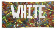 White Beach Sheet by Thomas Blood