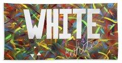White Beach Sheet
