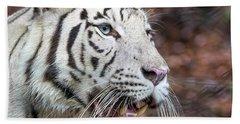 White Tiger 1 Beach Sheet