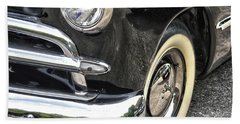 Whitewall 1949 V-8 Ford Beach Sheet
