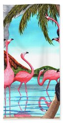 Who's Your Daddy? Beach Towel