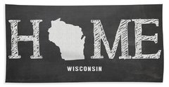 Wi Home Beach Towel