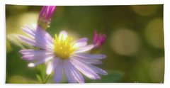 Wild Chrysanthemum Beach Sheet