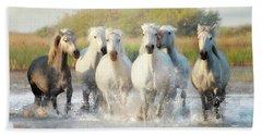 Wild Friends Beach Towel