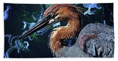 Wild Goliath Herona Beach Towel
