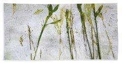 Wild Grass 2 Beach Towel
