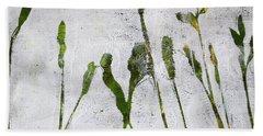 Wild Grass 4 Beach Towel