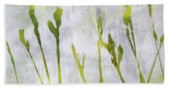 Wild Grass Series 1 Beach Towel