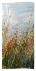 Wild N Hay Beach Towel