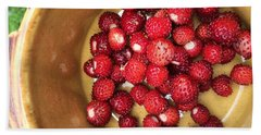 Wild Strawberry Beach Sheet