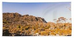 Wild Wilderness Of Stone Geology Beach Towel