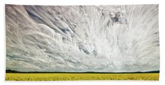 Wild Winds Beach Towel