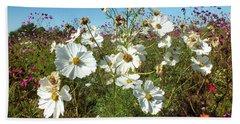 Wildflower Mania Beach Sheet
