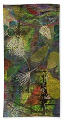Wildflower Two Beach Towel