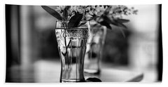 Beach Sheet featuring the photograph Wildflowers Still Life by Laura Fasulo