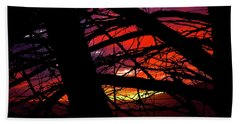 Wildlight Beach Towel