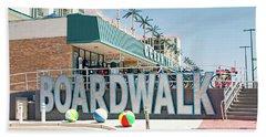 Wildwood Boardwalk Beach Towel