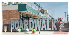 Wildwood Boardwalk Beach Towel