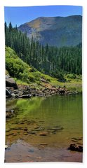 Williams Lake Beach Towel