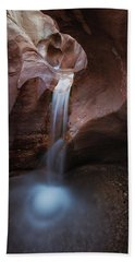 Willis Creek Fall Beach Towel