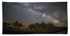 Beach Towel featuring the photograph Window by Aaron J Groen