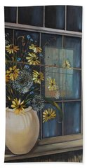Window Dressing - Lmj Beach Towel
