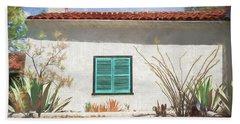 Window In Oracle Beach Towel