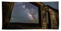 Window To The Heavens Beach Sheet