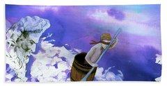 Winds Of Fate  Beach Towel