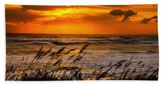 Beach Sheet featuring the photograph Windswept  by John Harding