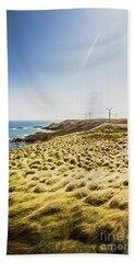 Windy Meadows Beach Towel